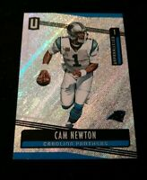 2019 Panini Unparalleled Base #139 Cam Newton CAROLINA PANTHERS