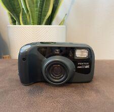 Vintage Japanese Pentax Zoom 90-Wr 35mm Water Resistant 35mm Camera + Case