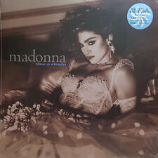 MADONNA Like A Virgin WHITE COLOURED Vinyl LP 2018 NEW & SEALED