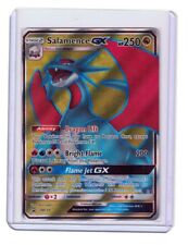 Pokemon TCG Dragon Majesty, Salamence GX SM139, Holo Promo NM-M
