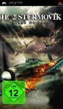 PlayStation Sony PSP il2 Sturmovik Birds of Prey OVP nuevo