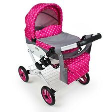 SALE! DOLL PRAM - perfect gift -  BEAUTIFUL COLOURS
