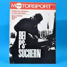 DDR Illustrierter Motorsport IMS 3 1972 MZ Simson Puch MC 125 175 Monte Carlo D