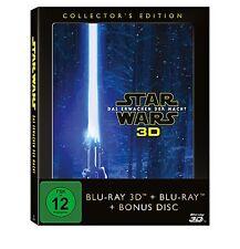 Blu-ray 3D  ++ Star Wars: Erwachen der Macht ++ Collectors Edition ++ NEU & OVP