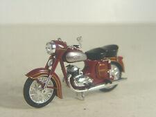 Jawa 354-004 Motorrad Fertigmodell Atlas 1:24 - 7168104 #E