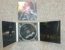 Satyricon - Satyricon (Special Edition) limited edition rare CD New black metal