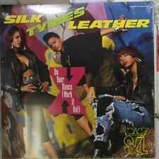 """Rap Sealed 12"""" Lp Silk Tymes Leather Do Your Dance (Work It Out) / Like It Funky"""