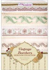 Anita Goodesign Vintage Borders Embroidery machine Design CD