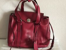 Marc  By Marc Jacobs  Leather  Satchel Purse Bag