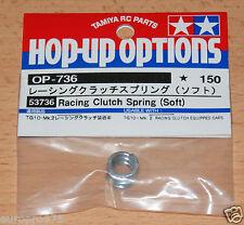 Tamiya 53736 Racing Clutch Spring (Soft) (TG10-Mk.2/TG10Mk2), NIP