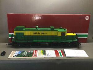 Lehmann-Gross-Bahn G Scale Diesel 25552 WP&Y White Pass & Yukon Digital MTS LGB