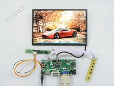 Raspberry Pi HDMI DVI VGA LCD Controller Board+ B101UAN02.1 1920x1200 LED Screen