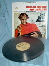 LP  Soundtrack ONE EYED JACKS Japanese Pressing HUGO FRIEDHOFER Marlon Brando