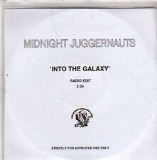 (CB966) Midnight Juggernauts, Into The Galaxy - DJ CD