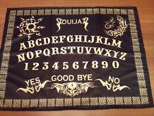 Ouija Board Altar Cloth Black-gold