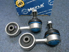 BMW E30 E36 Drop links MEYLE HD Set left right Front axle
