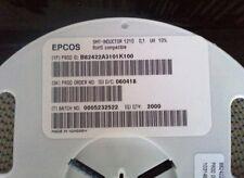 2000 Stück Coil Induktor Drossel Epcos 1210 100nH 440mA 10% Epcos 29,50 Euro