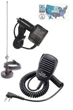 Icom ID-51A PLUS2 VHF/UHF D-STAR Portable HT Transceiver Accessory Bundle