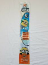 "Kite Minions Despicable Me Poly Diamond Kite 22"" tall - New"