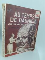AU TEMPS DE DAUMIER CARLO RIM BROCHE 1935 GRAVURES B. ARTHAUD