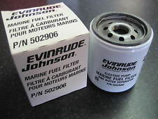Evinrude,Johnson,OMC BRP Fuel Water Seperator Filter Outboard E-TEC Ficht