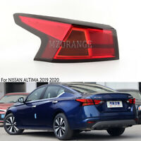 Left Outer Tail Light For Nissan Altima 2019 2020 Brake Rear Lamp Driver  Side