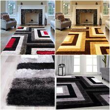 Modern Large Shaggy Alberto Soft Fluffy Rug Mats For Bedroom Living Room Kitchen