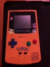 Gameboy Colour Pokemon Limited Edition