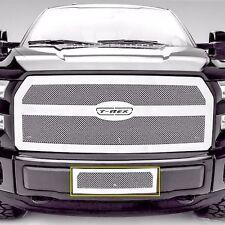 T-Rex 2015-2017 Ford F150 XLT EcoBoost UpperClass  Mesh Bumper Grille Insert 1Pc