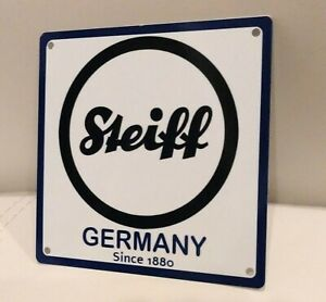 Steiff Toy Toys Collectibles Sign .. #3