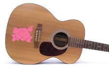 Rose Guitar Sticker Decal Graphic For Electric & Acoustic - Choice of Colours