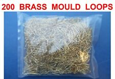 STAINLESS STEEL MOULD LOOPS25 50 100 500 1000 SEA CARP FISHING DISTANCE LEADS