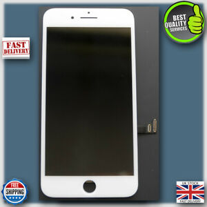 Genuine Apple iPhone 8 LCD Screen replacement refurbished WHITE GRADE B  B180