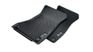 Audi A5 Gummifußmatten Allwettermatten vorne 8W7061501  041