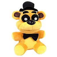 FNAF Five Nights at Freddy's Collector Golden Freddy Doll Plush Toys 18CM
