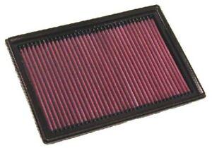 K&N Hi-Flow Performance Air Filter 33-2293 fits Mazda 3 2.0 (BK), 2.0 (BL), 2...