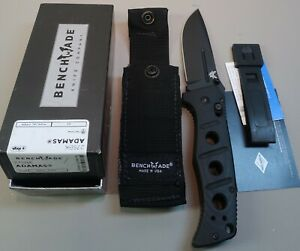 Benchmade Adamas 275BK - Discontinued D2 Version - New in Box