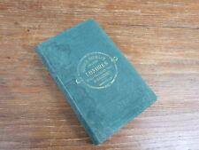 guides DIAMANT JOANNE HACHETTE LONDRES et villes Angleterre iRLANDE ECOSSE 1892