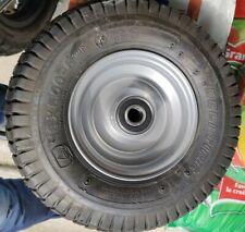 Roues complètes 13x5.00-6 Tracteur/Tondeuse/Quad/Remorque - Lot de 2