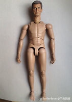 """1/6 scale custom Head Sculpt Harrison Ford as Max Drummer  with 12"""" body figure"""