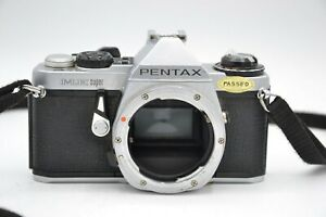 Pentax ME Super Body Excellent Condition but not working hence Spares or Repair