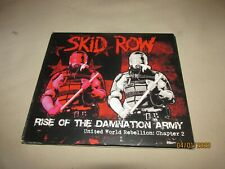 Skid Row Rise of the Damnation Army: United World Rebellion: Chapter 2 CD