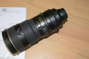 Nikon Objektiv AF-S Nikkor 300 MM 12,8G ED VR II