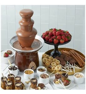 WILTON CHOCOLATE PRO CHOCOLATE FOUNTAIN