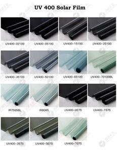 Multi VLT Car Solar Film Auto Home Tinting Window Tint Film Anti-UV Car Foils