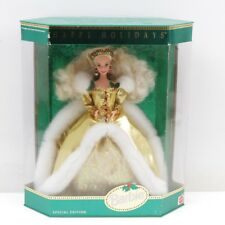 1994 HAPPY HOLIDAYS BARBIE SPECIAL EDITION MATTEL 12155