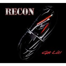 RECON 264343Y Ford Superduty 17-19 5 Piece Kit Wire Harness Wiring