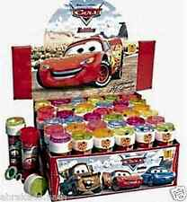 LOT DE 36 FLACON BULLE CARS BULLES DE SAVON CARS DISNEY