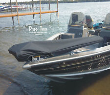 "Minn Kota Trolling Motor Cover  By PoppTops Fits Riptide SP  w/54"" Shaft.  Black"