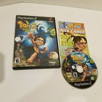 Tak 2: The Staff of Dreams (Sony PlayStation 2, 2004) - PS2